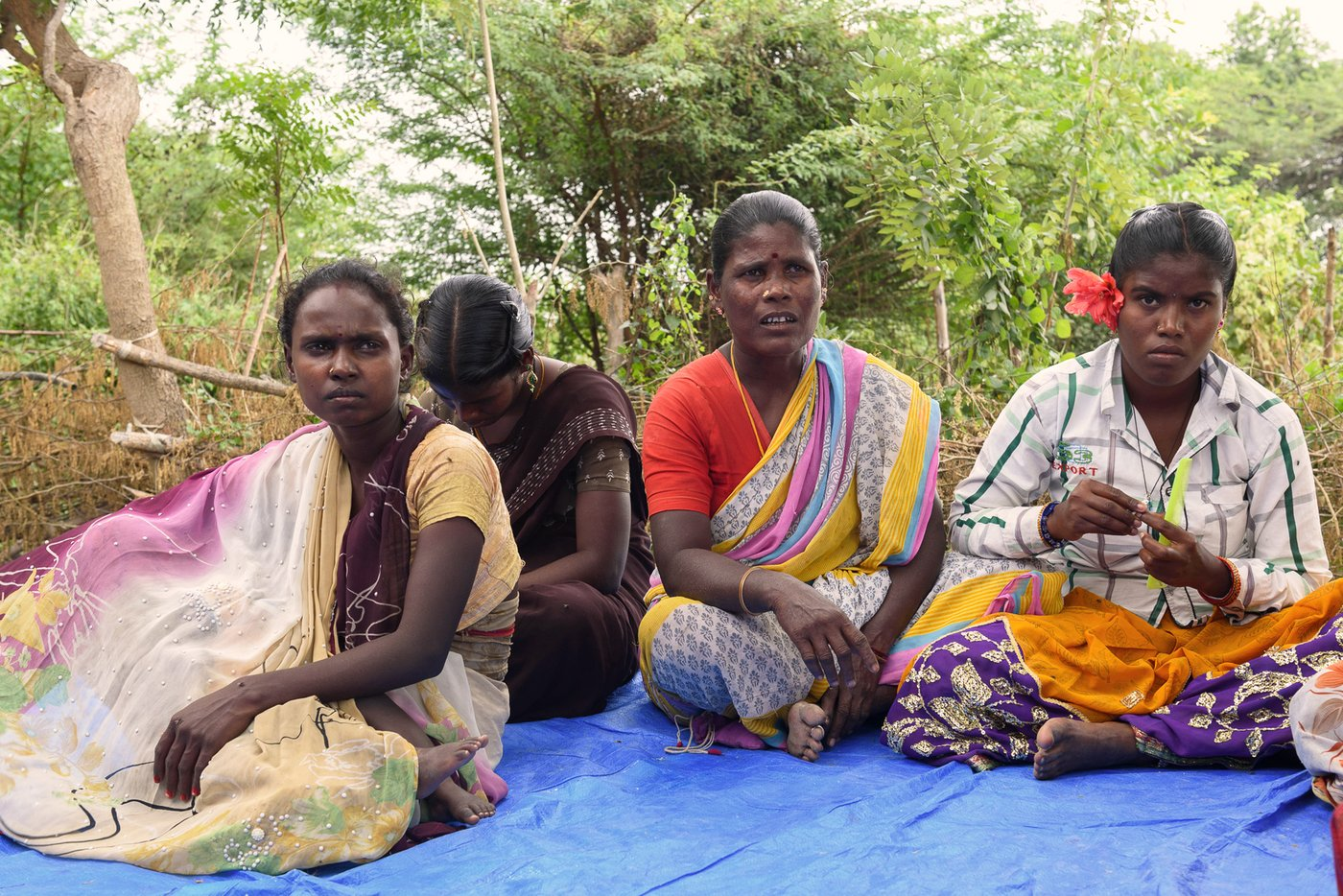 Irula women of Bangalamedu hamlet in TN's Thiruvallur district are very dependent on the MGNREGA. But fewer days of work, delayed payments and an alienating digitisation process cause them huge problems