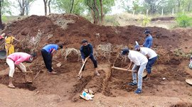 Labouring to a Degree in the fields of Bidar