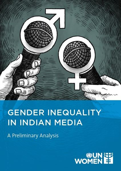 Gender Inequality in Indian Media: A Preliminary Analysis
