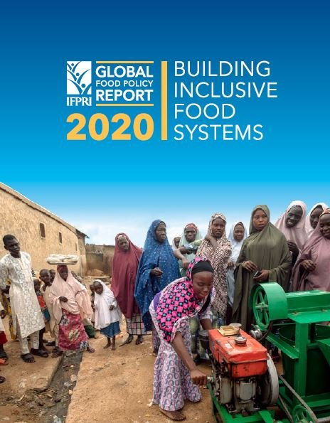 Global Food Policy Report 2020: Building Inclusive Food Systems