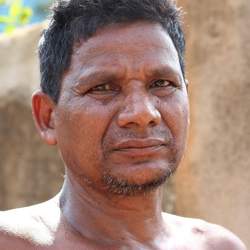 Gourohari Behera is a Farmer from Balipasi, Saharapada, Kendujhar, Odisha