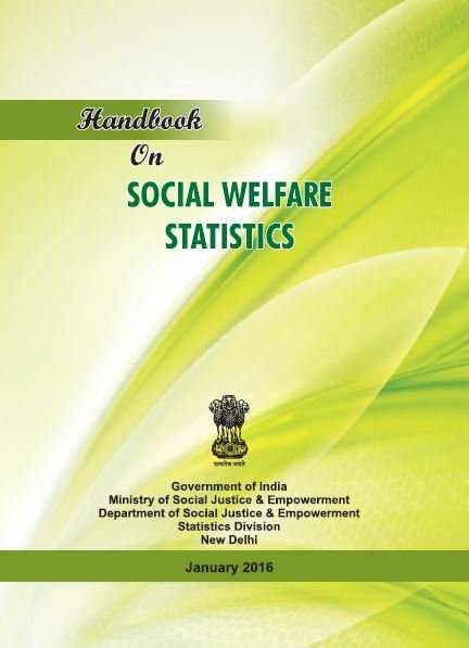 Handbook on Social Welfare Statistics, 2016