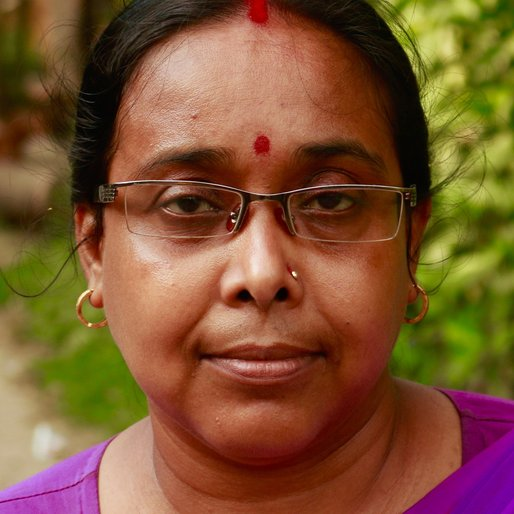 ANITA ROY is a ASHA worker (Accredited Social Health Activist) from Paschim Harindanga, Hanskhali, Nadia, West Bengal