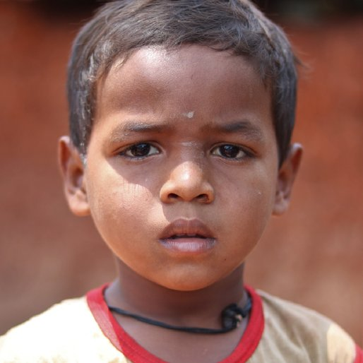 Harish Goipai is a Studying in nursery from Labiahatti, Joda, Kendujhar, Odisha