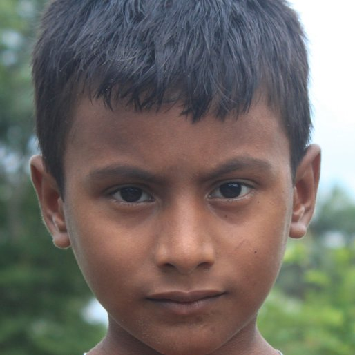 SANTANU MAKHAL is a Student from Khosmura, Domjur, Howrah, West Bengal