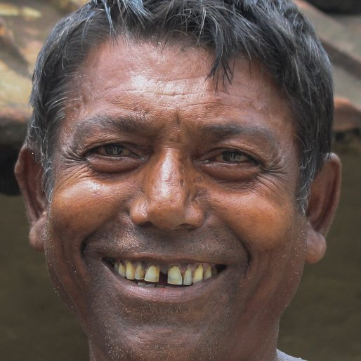 Sukhdeb Roy is a Wage labourer from Mahespur, Uluberia-I, Howrah, West Bengal