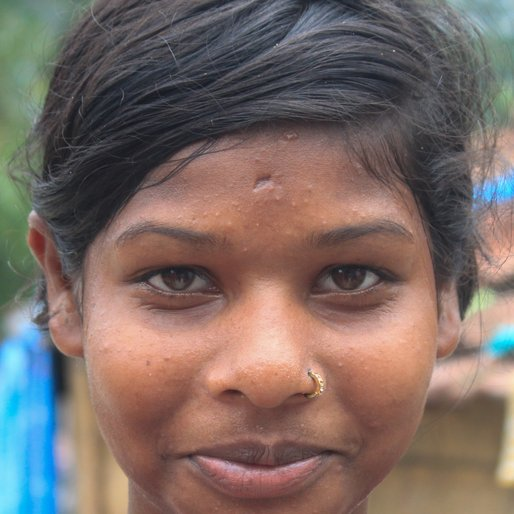 Mita Majhi is a Student (Class 6) from Mahespur, Uluberia-I, Howrah, West Bengal