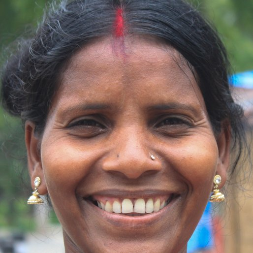 Mamata Majhi is a Homemaker from Mahespur, Uluberia-I, Howrah, West Bengal