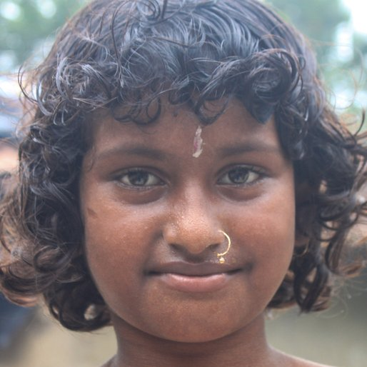 Nilima Senapati is a Student (Class 5) from Mahespur, Uluberia-I, Howrah, West Bengal