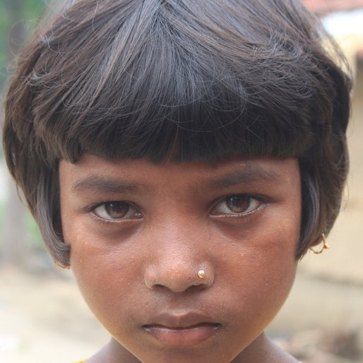 Sangita Majhi is a Student (Class 4) from Mahespur, Uluberia-I, Howrah, West Bengal
