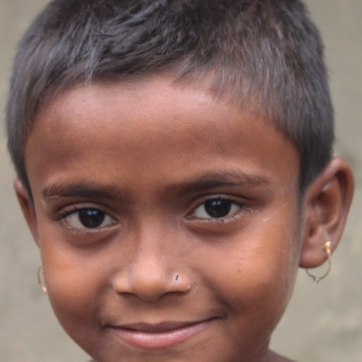 Kabita Bhuyia is a Student (Class 2) from Mahespur, Uluberia-I, Howrah, West Bengal