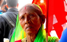 Farmers' protest: from Bihar to Anand Vihar