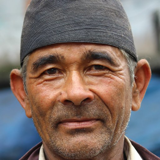 MANBAU is a Porter from Kurseong, Kurseong, Darjeeling, West Bengal