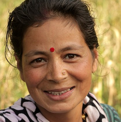 MAMTA THAPA is a Farmer and commerce college student from Kausani, Almora, Bageshwar, Uttarakhand
