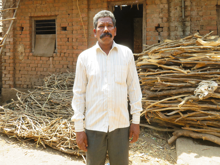 Mithu Muke at his village