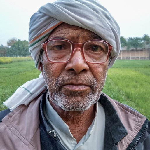 Ram Krishan is a Mason and farmer from Chimnawas, Khol at Rewari, Rewari, Haryana