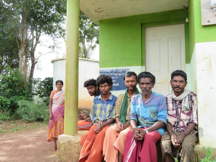 Within a year after the gram sabha resolution, 45 Kattunayakan Adivasi families of Benne changed their mind and accepted the Rs. 10 lakhs relocation package