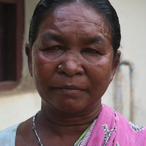 Subhasini Bentkar is a Domestic worker from Chapundia, Hatadihi, Kendujhar, Odisha