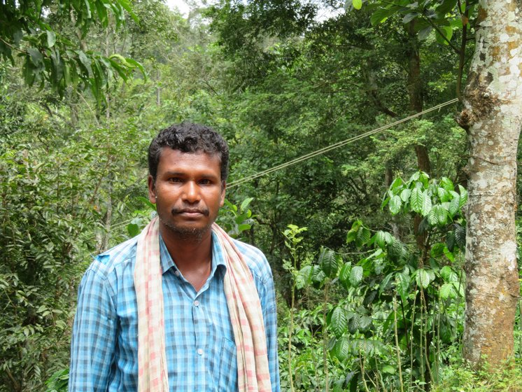 """Now I am stopped and not allowed to enter [the forest]' says  G. Appu"