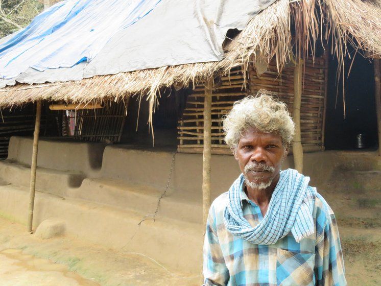 M. Madhan and other residents of Benne may soon have to leave behind their ancestral homes and land