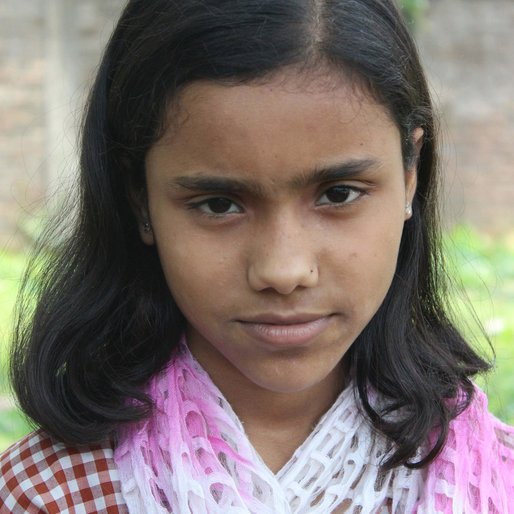 Hasmutara Zubi is a Class 8 student from Ramchandrapur, Khargram, Murshidabad, West Bengal