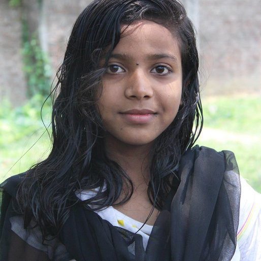 Aseema Khatun is a Class 8 student from Dangapara, Khargram, Murshidabad, West Bengal