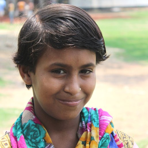Brishti Khatun is a Class 5 student from Rahigram, Khargram, Murshidabad, West Bengal
