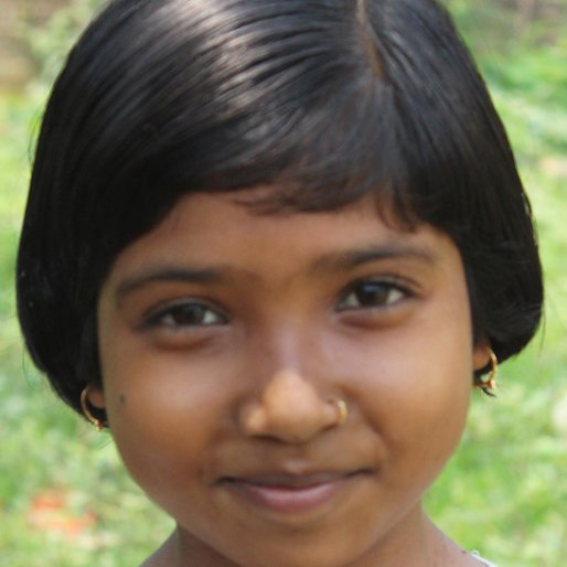 Rimpi Khatun is a Class 5 student  from Ramchandrapur, Khargram, Murshidabad, West Bengal