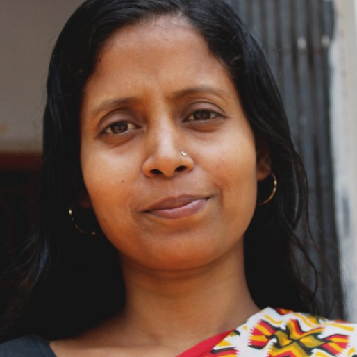 Jamila Sheikh is a Daily wage labourer from Indrani, Khargram, Murshidabad, West Bengal