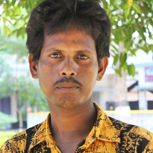 Kalam Sheikh is a Daily wage labourer from Indrani, Khargram, Murshidabad, West Bengal