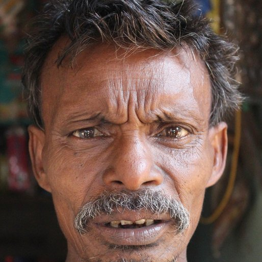 Babul Sheikh is a Daily wage labourer from Indrani, Khargram, Murshidabad, West Bengal