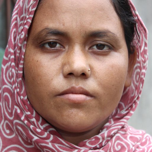 Fatima Bibi is a Not recorded from Indrani, Khargram, Murshidabad, West Bengal