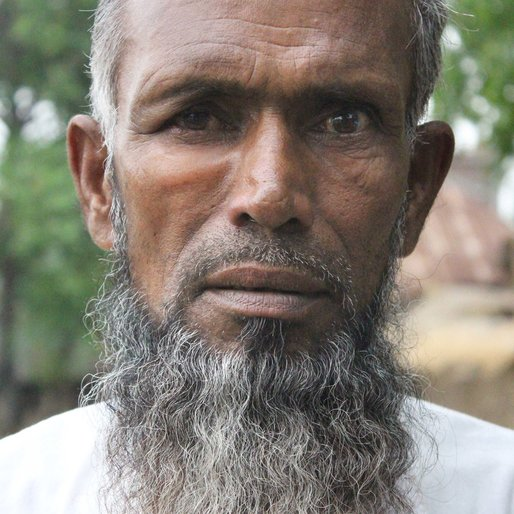 Nazrul Sheikh is a Rice mill worker from Indrani, Khargram, Murshidabad, West Bengal