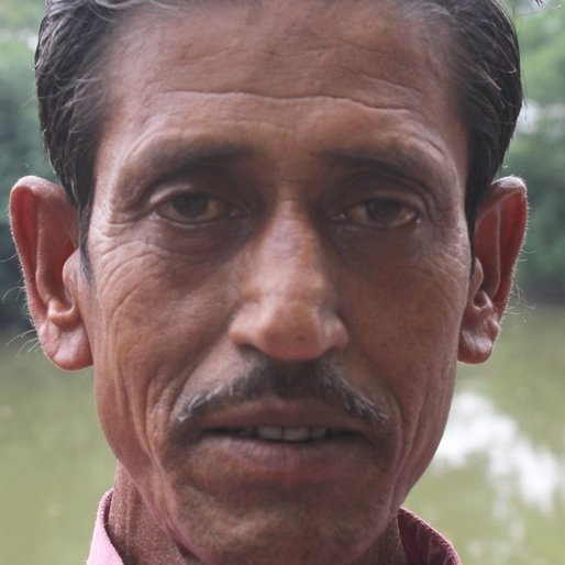 Shazid Sheikh is a Farmer from Indrani, Khargram, Murshidabad, West Bengal