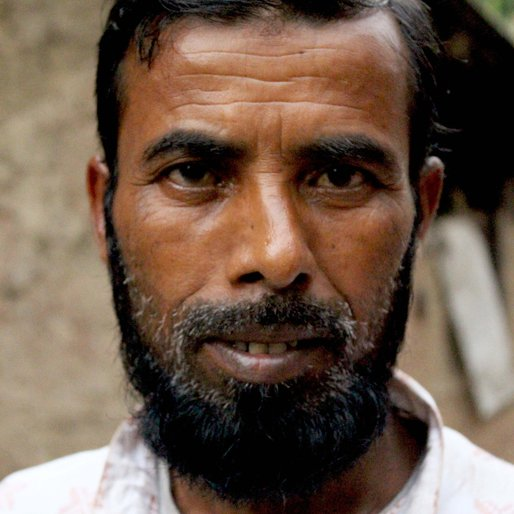 Mainuddin Sheikh is a Farmer from Indrani, Khargram, Murshidabad, West Bengal