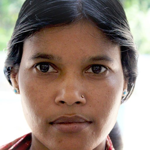 Reksona Begum is a Daily wage labourer from Daltonpur, Hariharpara, Murshidabad, West Bengal