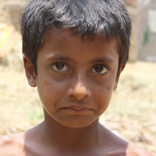 Rocky Sheikh is a Class 3 student  from Noapara, Kandi, Murshidabad, West Bengal