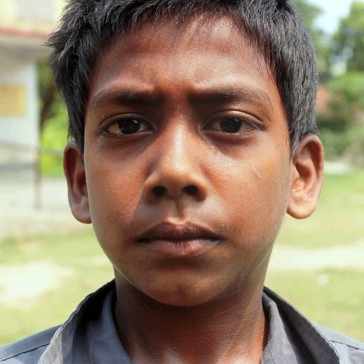 Paritosh Mondal is a Class 4 student from Kalitala , Beldanga-I , Murshidabad, West Bengal