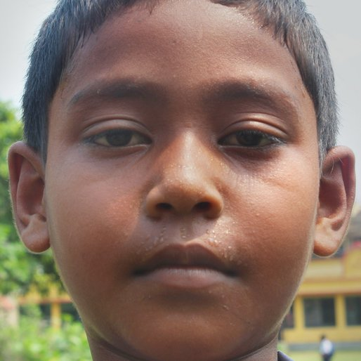 Arnab Das is a Class 3 student  from Kalitala , Beldanga-I , Murshidabad, West Bengal