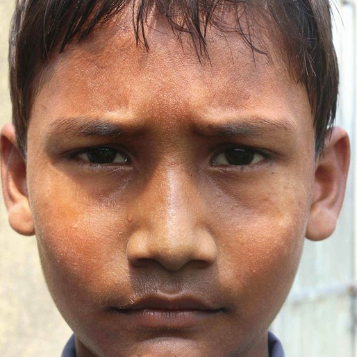 Amit Mondal is a Class 4 student  from Kalitala , Beldanga-I , Murshidabad, West Bengal