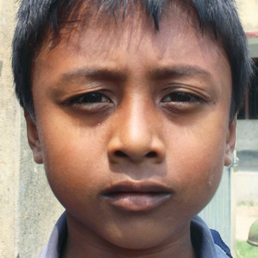Rocky Mondal is a Class 3 student  from Kalitala , Beldanga-I , Murshidabad, West Bengal