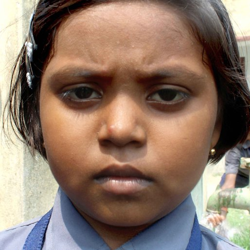 Suchi Mondal is a Class 3 student from Kalitala , Beldanga-I , Murshidabad, West Bengal