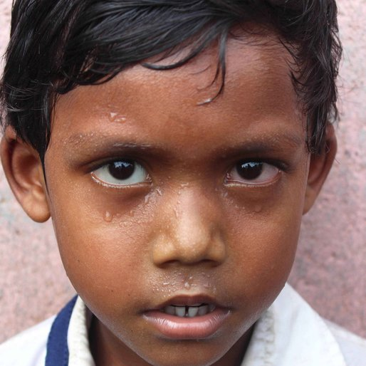 Ramen Das is a Class 1 student from Kalitala , Beldanga-I , Murshidabad, West Bengal