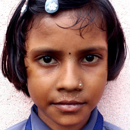 Tithi Mondal is a Class 4 student  from Kalitala , Beldanga-I , Murshidabad, West Bengal