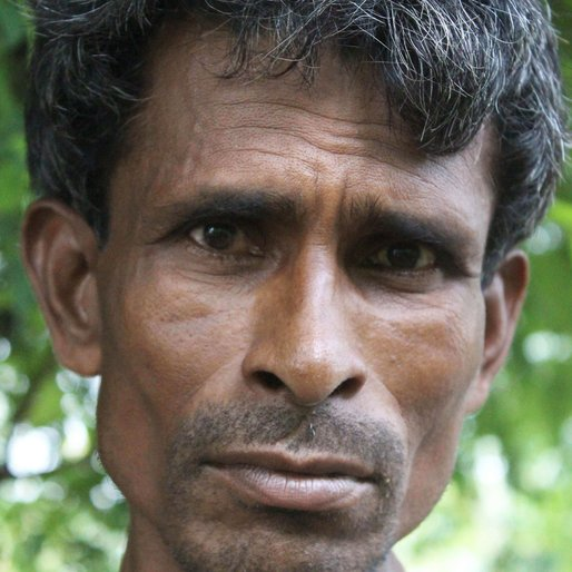 Kartik Biswas is a Farmer from Kalitala , Beldanga-I , Murshidabad, West Bengal
