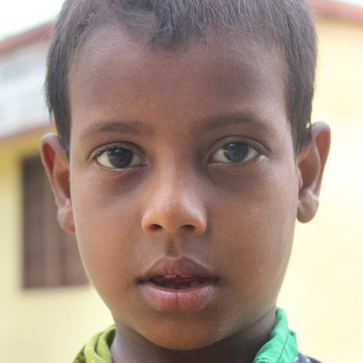 Zahirul Mondal is a Class 1 student  from Kalitala , Beldanga-I , Murshidabad, West Bengal