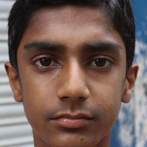 Gour Shankar Dey is a Class 9 student from Islampur (town), Raninagar-I, Murshidabad, West Bengal
