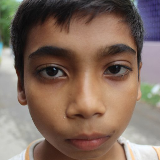 Samrat Gonai is a Class 8 student from Islampur (town), Raninagar-I, Murshidabad, West Bengal