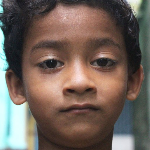 Krishna Dey is a Class 2 student from Islampur (town), Raninagar-I, Murshidabad, West Bengal