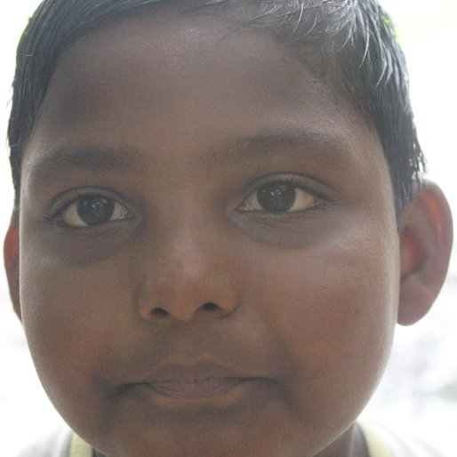 Shubhomoy Mondal is a Class 2 student  from Bamnabad, Raninagar-II, Murshidabad, West Bengal